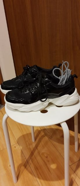 Bianco BIACASE - Sneakersy niskie
