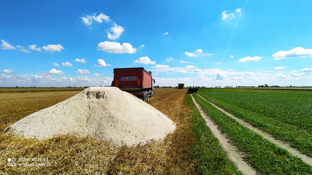 Wapno odmiana 04 53,9% CaO, nawóz wapniowy, rolnictwo ekologiczne