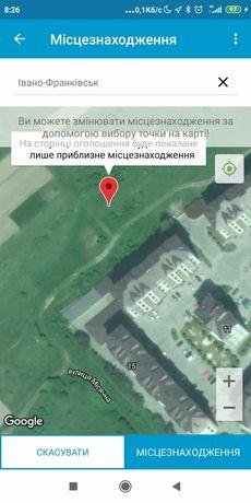 Земельна ділянка, м.Івано-Франківськ, с.Крихівці