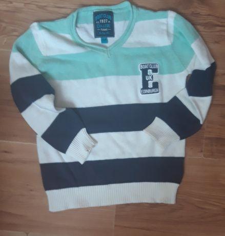 Piekny sweterek chlopięcy 51015 rozm 104