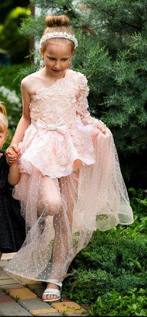 Шикарное Выпускное платье длинное,нарядное сукня плаття випускна