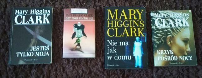 Mary Higgins Clark- kryminały