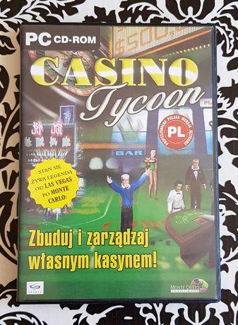 Gra Casino Tycoon PC komputer strategiczna kasyno PL polska wersja