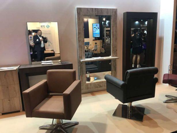Fabrica de mobiliário de cabeleireiro por medida