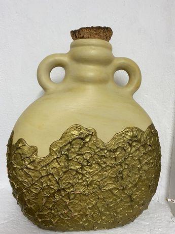 2 jarrões decorativos