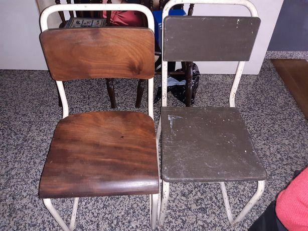 Cadeiras  antigas de consultório