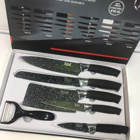 Набор кухонных ножей BASS 6 предметов