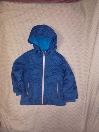 Курточка benetton ветровка деми на мальчика  2 3 года