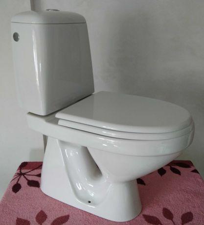 Cersanit nowy kompakt WC Eko 2000 odpływ pionowy