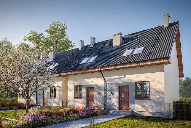 Dom 90m² z ogrodem, trzypoziomowy, bez czynszu