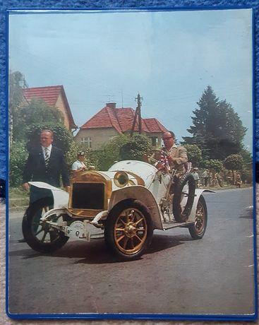 Картинка фото ламинированная автомобиля, размеры: 19 х 15 см.