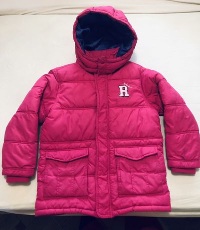 Курточка H&M для девочки 122 размер