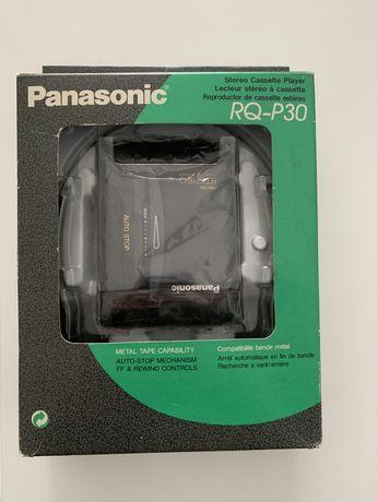 Walkman panasonic RQ-P30 - vintage - nowy !!! Unikat !!!
