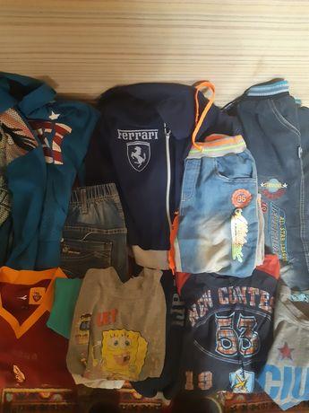 Вещи на мальчика 6-7 лет