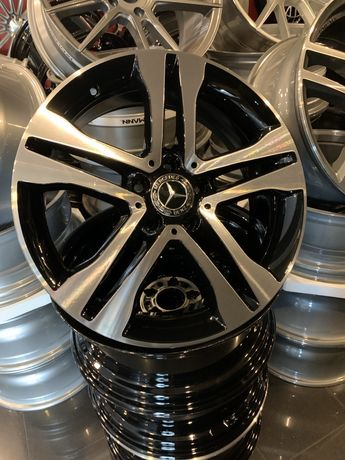 Jantes originais Mercedes GLA 4 matic 18 5x112