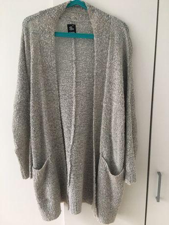 Sweter/kardigan - SINSAY - rozmiar S!