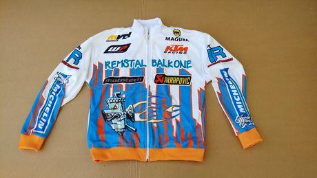 Independent racing bluza KTM akrapovic magura Michelin L nowa jedyna