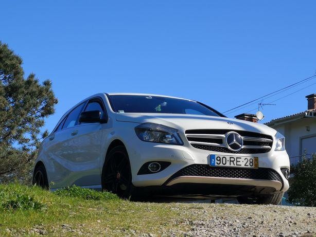 Mercedes class a180