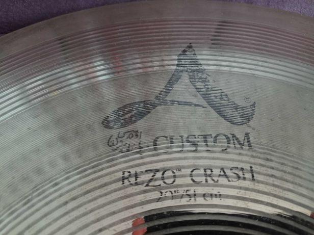 Тарелка  ZILDJIAN Avedis Castom Rezo Crash 20/51