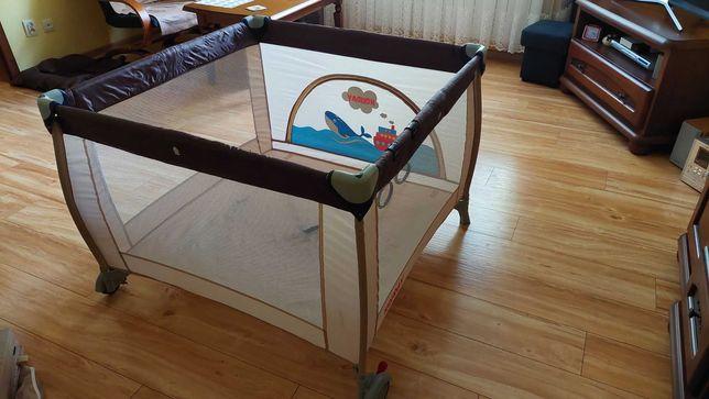 Kojec dla dziecka CARETERO - łóżeczko - suchy basen z kulkami. SUPER !