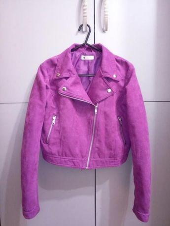 Демисезонная куртка косуха,H&M,пуховик,ветровка,кожаная куртка косуха