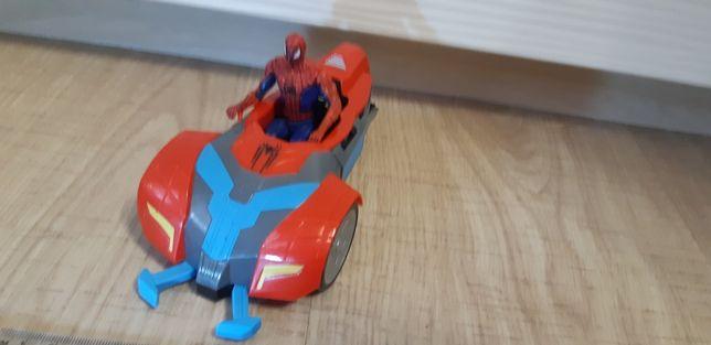 Машинка человек паук