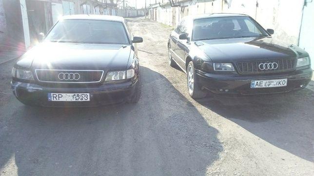 Продам две Audi а8d2