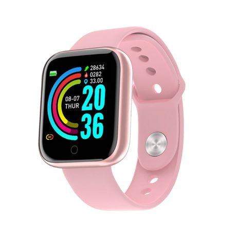 ZEGAREK Smartwatch damski D20 Smartband opaska sportowa