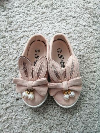 Buty dla dziewczynki 21