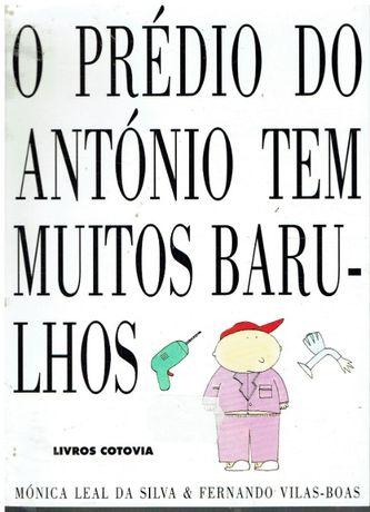 9633 O Prédio do António Tem Muitos Barulhos de Mónica Leal da Silva