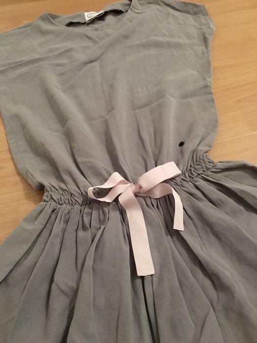 Sukienka szara moelle jak nowa Nowa Iwiczna - image 1