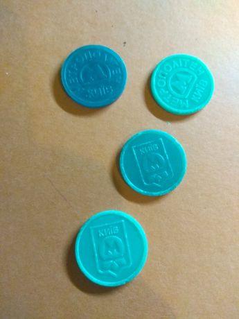 Киевские жетоны. 100 грн