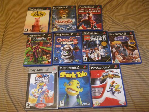 диски лицензионные для PS2