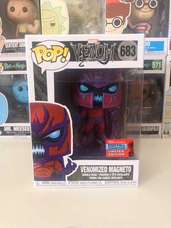 Funko Pop 683 - Venomized Magneto (Limited Edition)