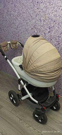 Детская коляска 2 в 1 Adamex Erika: