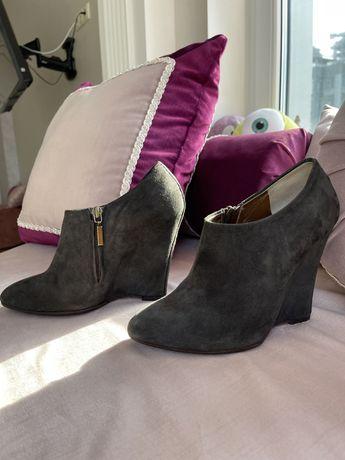 Ботинки на поатформе Dolce & Gabbana