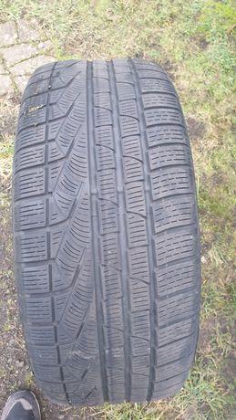 Opony zimowe 245/45/18 2x pirelli + 2xdunlop