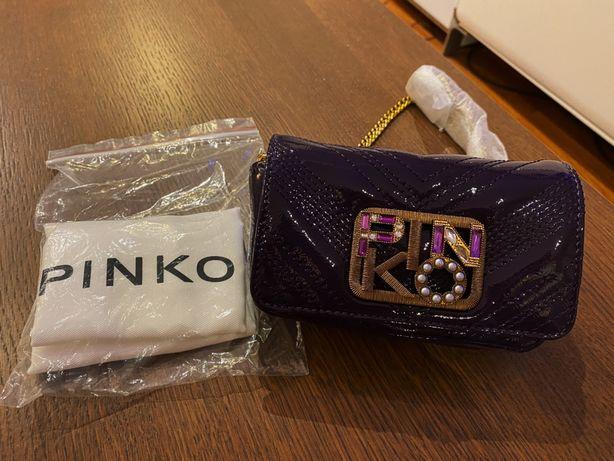 Torebka Pinko Logo Tiny Polish