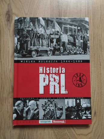 Wielka kolekcja. Historia PRL