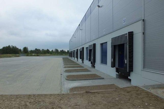 Stryków -obiekt magazynowo - logistyczno - produkcyjny o pow. 80.000m2