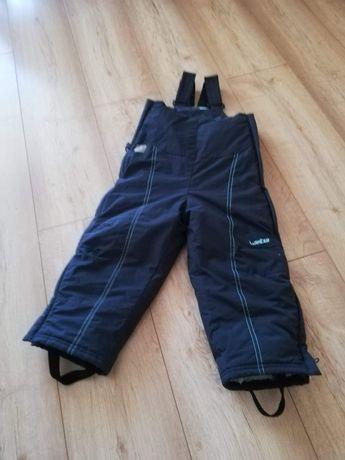 Spodnie zimowe firmy decathlon