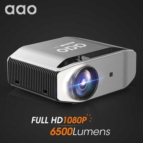 FullHD Проектор AAO YG620, 1920х1080 6500 люмен