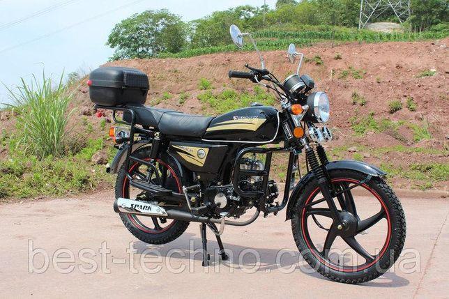 Мотоцикл мопед Spark SP110C-2С (Спарк альфа. не musstang, viper)