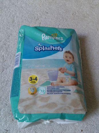 Pampers Splashers rozmiar 3-4, 6-11 kg, 12 szt