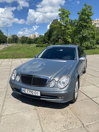 Mercedes W211 E200 Газ4