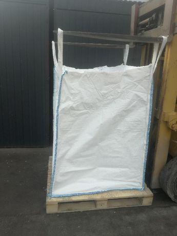 WOrki Big Bag Używane 80/110/140cm Czyste do Spożywki HURT