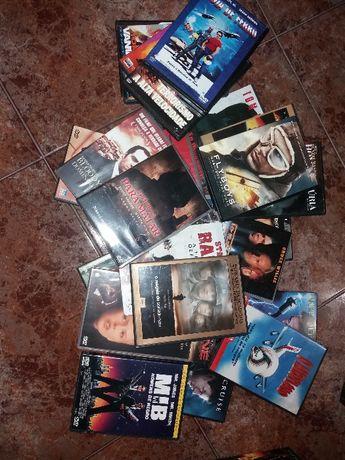 Conjunto de Dvd's com selo de autenticação. Novos.