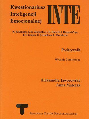 INTE - Kwestionariusz Inteligencji Emocjonalnej INTE