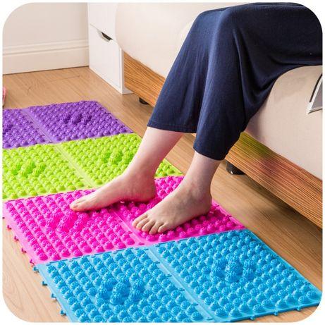 Массажный/ортопедический коврик-пазл от плоскостопия для детей/стоп
