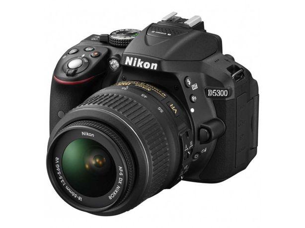 Фотокамера дзеркальна Nikon D5300 KIT AF-S DX 18-105 VR+ Сумка